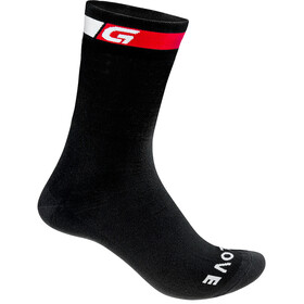GripGrab Classic - Calcetines - negro